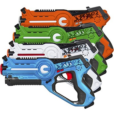 Best Choice 4-player laser tag set
