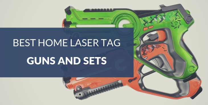 Best home laser tag guns and sets