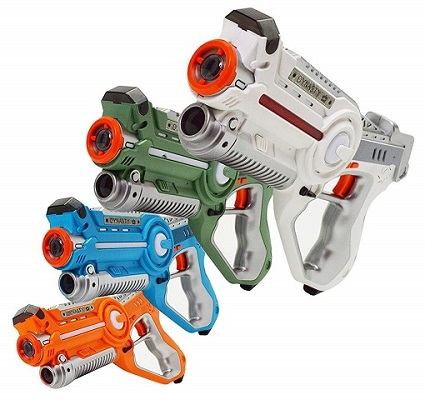 Dynasty Toys laser tag set