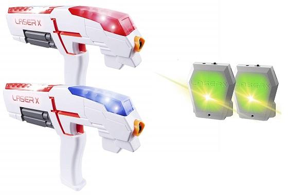 Laser X laser tag set
