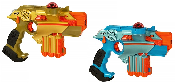 Nerf Lazer Tag Phoenix LTX 2-player set