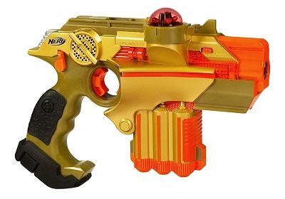 Nerf Lazer Tag Phoenix LTX gold tagger
