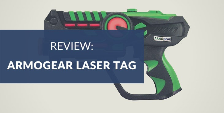 ArmoGear Laser Battle Set Review