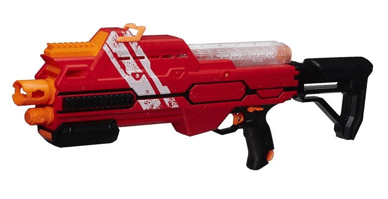 The Rival series is one of the most popular blaster series in Nerf history