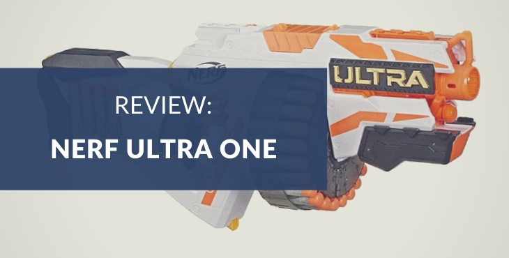 Nerf Ultra One Blaster review