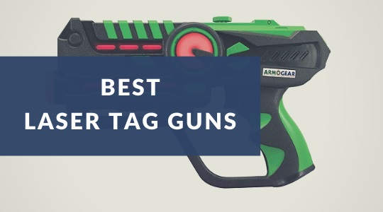 Top home laser tag guns