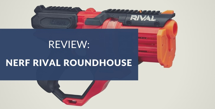 Nerf Rival Roundhouse XX-1500 review