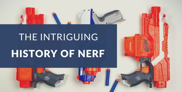 History of Nerf