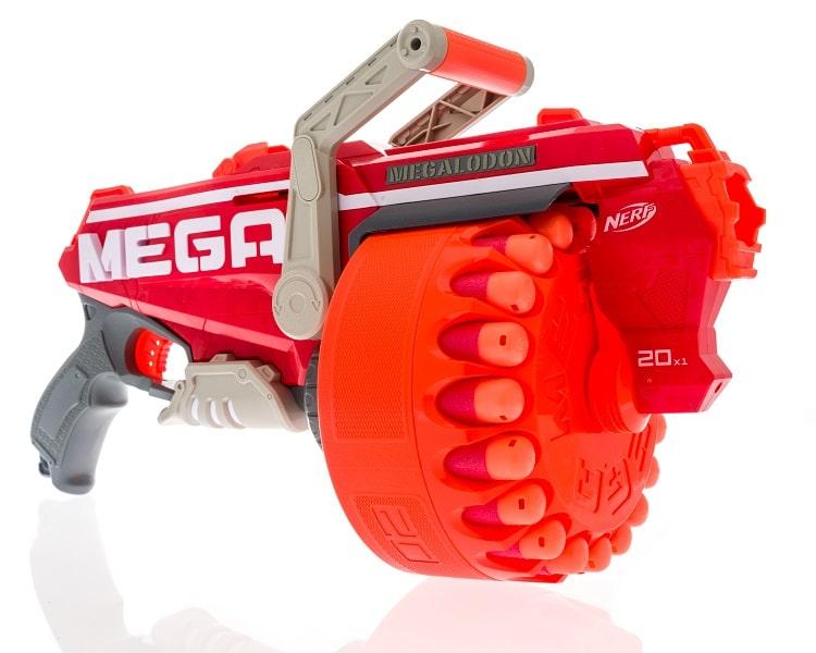 The Nerf Mega series