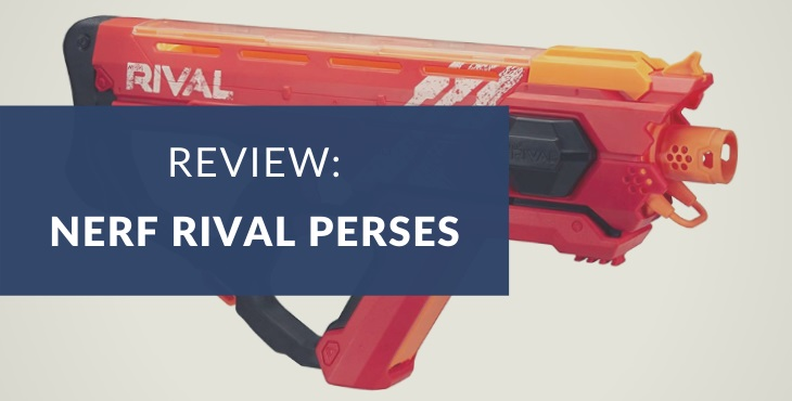 Nerf Rival Perses MXIX-5000 review
