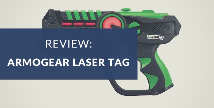 ArmoGear Laser Tag review