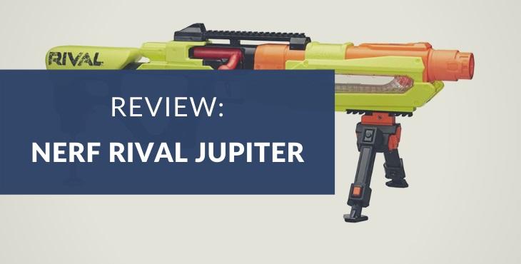 Nerf Rival Edge Jupiter XIX-1000 review