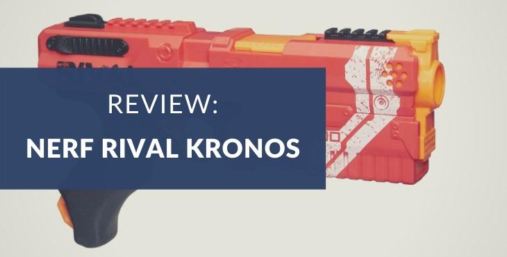 Nerf Rival Kronos XVIII-500 Review