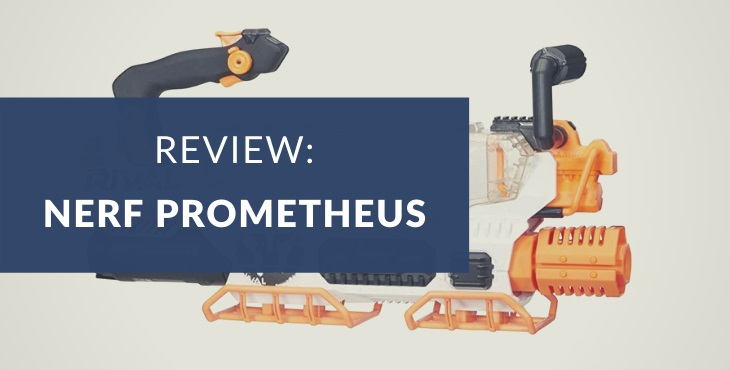 Nerf Rival Prometheus MXVIII-20K Review