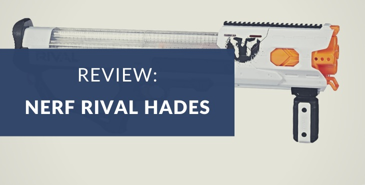Nerf Rival Hades XVIII-6000 review